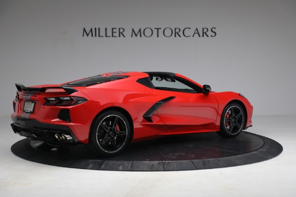Used 2020 Chevrolet Corvette Stingray for sale Sold at Alfa Romeo of Greenwich in Greenwich CT 06830 9