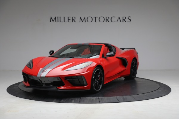Used 2020 Chevrolet Corvette Stingray for sale Sold at Alfa Romeo of Greenwich in Greenwich CT 06830 1