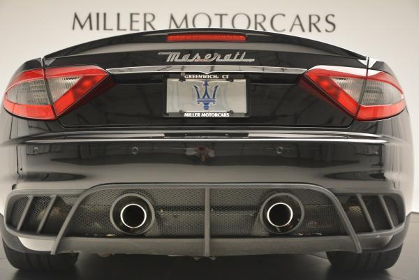 Used 2013 Maserati GranTurismo MC for sale Sold at Alfa Romeo of Greenwich in Greenwich CT 06830 21