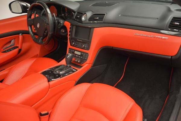 Used 2013 Maserati GranTurismo MC for sale Sold at Alfa Romeo of Greenwich in Greenwich CT 06830 27