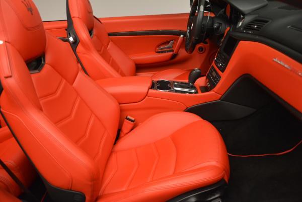 Used 2013 Maserati GranTurismo MC for sale Sold at Alfa Romeo of Greenwich in Greenwich CT 06830 28