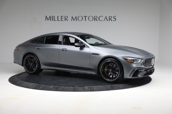 Used 2019 Mercedes-Benz AMG GT 63 for sale Call for price at Alfa Romeo of Greenwich in Greenwich CT 06830 10