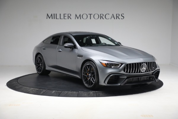Used 2019 Mercedes-Benz AMG GT 63 for sale Call for price at Alfa Romeo of Greenwich in Greenwich CT 06830 11