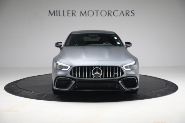 Used 2019 Mercedes-Benz AMG GT 63 for sale Call for price at Alfa Romeo of Greenwich in Greenwich CT 06830 12