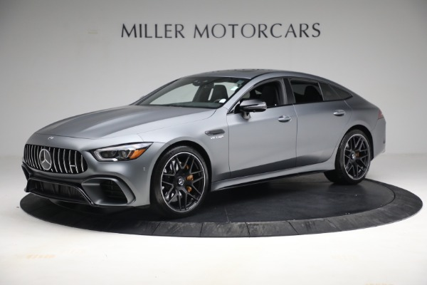 Used 2019 Mercedes-Benz AMG GT 63 for sale Call for price at Alfa Romeo of Greenwich in Greenwich CT 06830 2