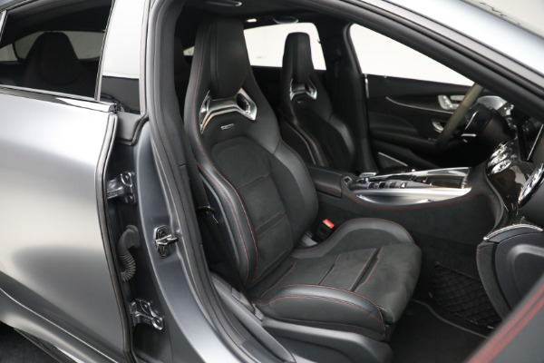 Used 2019 Mercedes-Benz AMG GT 63 for sale Call for price at Alfa Romeo of Greenwich in Greenwich CT 06830 21