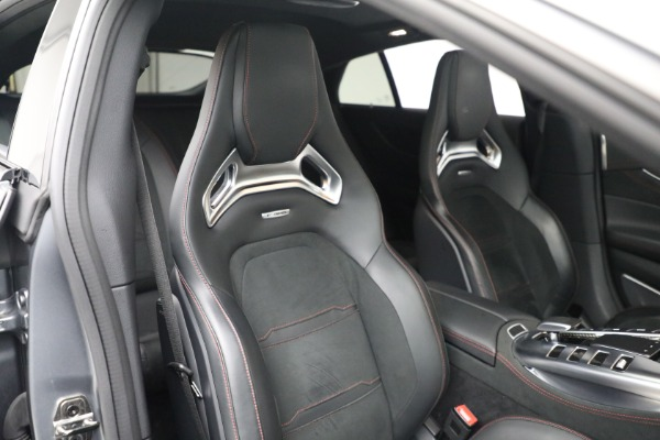 Used 2019 Mercedes-Benz AMG GT 63 for sale Call for price at Alfa Romeo of Greenwich in Greenwich CT 06830 22