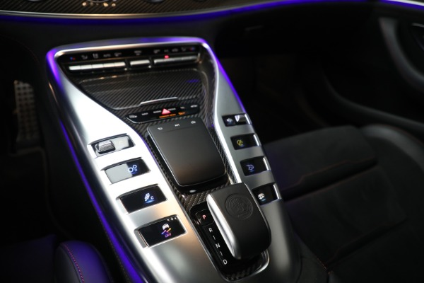 Used 2019 Mercedes-Benz AMG GT 63 for sale Call for price at Alfa Romeo of Greenwich in Greenwich CT 06830 28