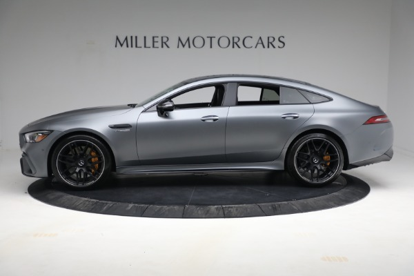 Used 2019 Mercedes-Benz AMG GT 63 for sale Call for price at Alfa Romeo of Greenwich in Greenwich CT 06830 3
