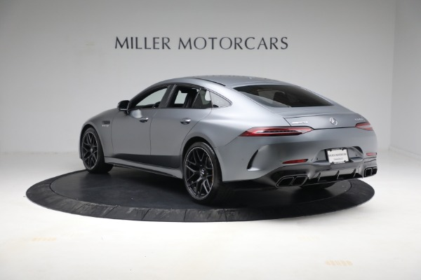 Used 2019 Mercedes-Benz AMG GT 63 for sale Call for price at Alfa Romeo of Greenwich in Greenwich CT 06830 5