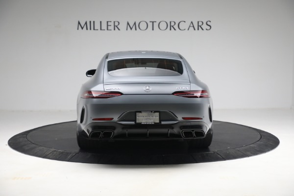 Used 2019 Mercedes-Benz AMG GT 63 for sale Call for price at Alfa Romeo of Greenwich in Greenwich CT 06830 6