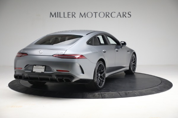 Used 2019 Mercedes-Benz AMG GT 63 for sale Call for price at Alfa Romeo of Greenwich in Greenwich CT 06830 7