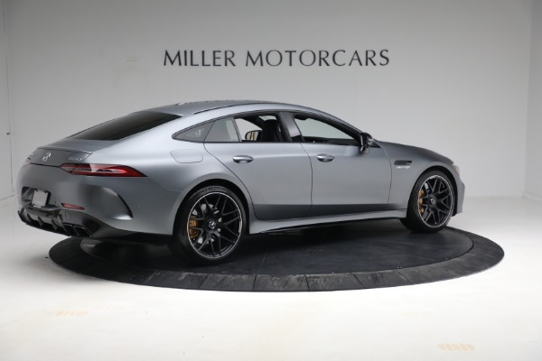Used 2019 Mercedes-Benz AMG GT 63 for sale Call for price at Alfa Romeo of Greenwich in Greenwich CT 06830 8
