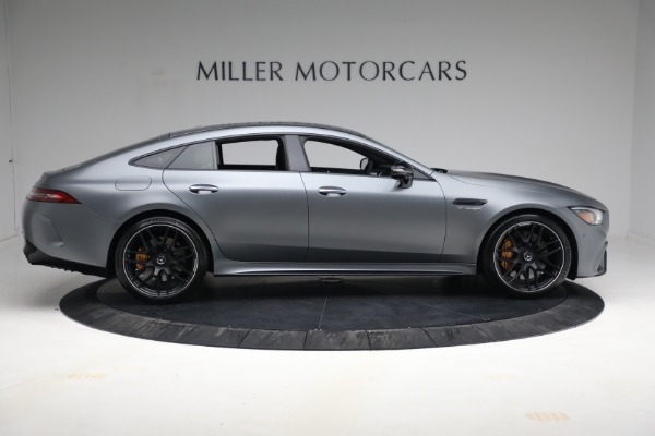Used 2019 Mercedes-Benz AMG GT 63 for sale Call for price at Alfa Romeo of Greenwich in Greenwich CT 06830 9
