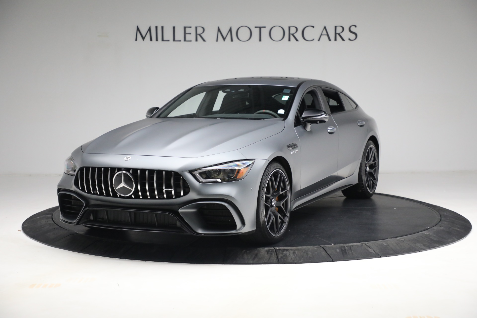 Used 2019 Mercedes-Benz AMG GT 63 for sale Call for price at Alfa Romeo of Greenwich in Greenwich CT 06830 1