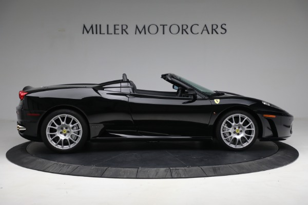 Used 2008 Ferrari F430 Spider for sale Sold at Alfa Romeo of Greenwich in Greenwich CT 06830 9