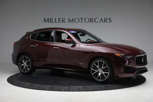 Used 2018 Maserati Levante GranSport for sale Sold at Alfa Romeo of Greenwich in Greenwich CT 06830 10