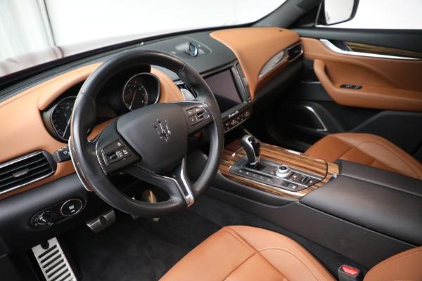 Used 2018 Maserati Levante GranSport for sale Sold at Alfa Romeo of Greenwich in Greenwich CT 06830 13