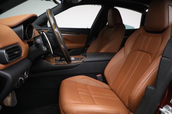 Used 2018 Maserati Levante GranSport for sale Sold at Alfa Romeo of Greenwich in Greenwich CT 06830 14