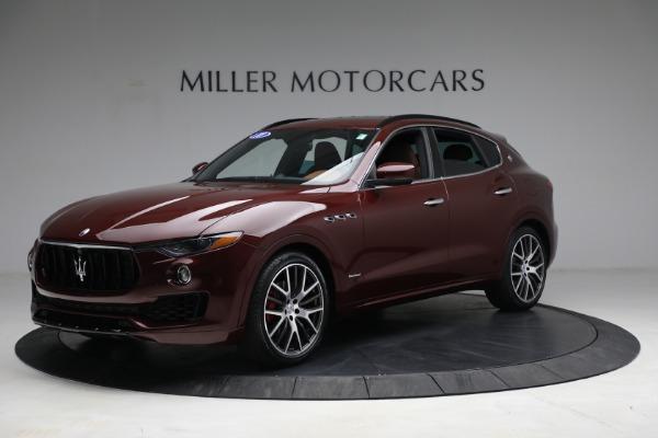 Used 2018 Maserati Levante GranSport for sale Sold at Alfa Romeo of Greenwich in Greenwich CT 06830 2