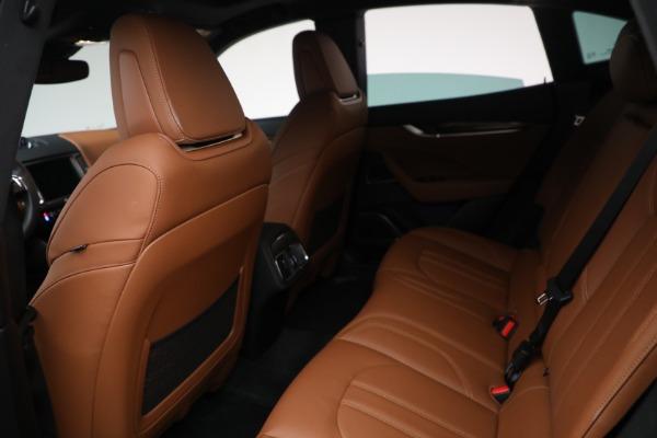 Used 2018 Maserati Levante GranSport for sale Sold at Alfa Romeo of Greenwich in Greenwich CT 06830 21
