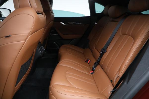 Used 2018 Maserati Levante GranSport for sale Sold at Alfa Romeo of Greenwich in Greenwich CT 06830 22