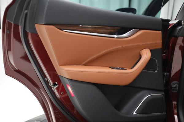 Used 2018 Maserati Levante GranSport for sale Sold at Alfa Romeo of Greenwich in Greenwich CT 06830 24
