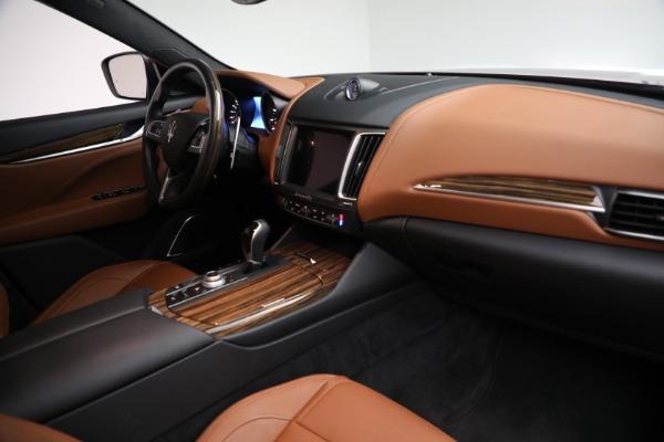 Used 2018 Maserati Levante GranSport for sale Sold at Alfa Romeo of Greenwich in Greenwich CT 06830 25