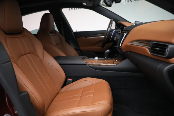 Used 2018 Maserati Levante GranSport for sale Sold at Alfa Romeo of Greenwich in Greenwich CT 06830 26