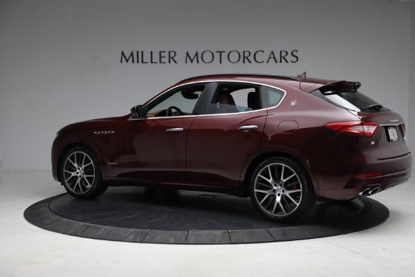 Used 2018 Maserati Levante GranSport for sale Sold at Alfa Romeo of Greenwich in Greenwich CT 06830 4