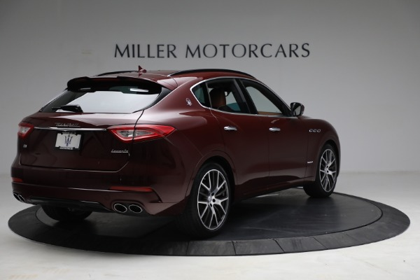 Used 2018 Maserati Levante GranSport for sale Sold at Alfa Romeo of Greenwich in Greenwich CT 06830 7