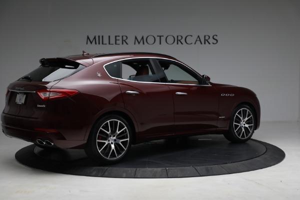 Used 2018 Maserati Levante GranSport for sale Sold at Alfa Romeo of Greenwich in Greenwich CT 06830 8