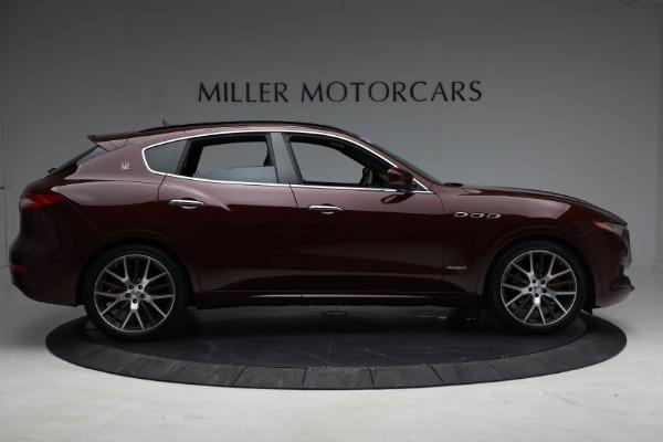 Used 2018 Maserati Levante GranSport for sale Sold at Alfa Romeo of Greenwich in Greenwich CT 06830 9