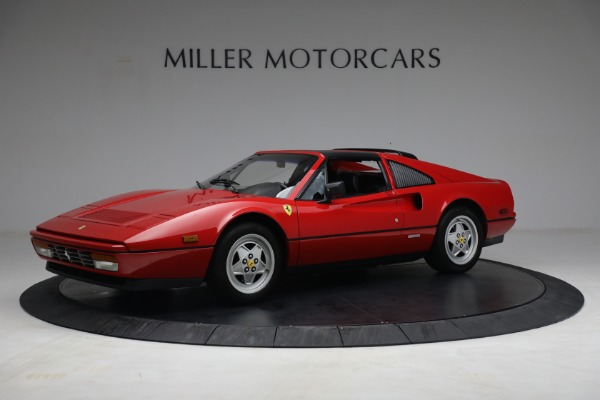 Used 1988 Ferrari 328 GTS for sale Call for price at Alfa Romeo of Greenwich in Greenwich CT 06830 14