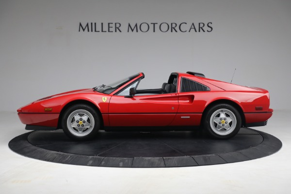 Used 1988 Ferrari 328 GTS for sale Call for price at Alfa Romeo of Greenwich in Greenwich CT 06830 3