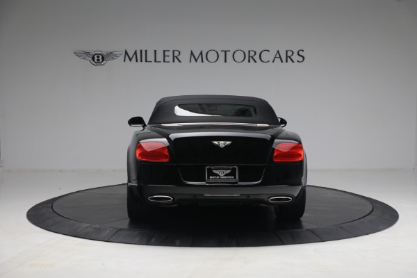 Used 2012 Bentley Continental GTC GT for sale $119,900 at Alfa Romeo of Greenwich in Greenwich CT 06830 16