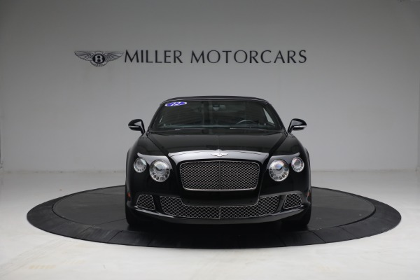 Used 2012 Bentley Continental GTC GT for sale $119,900 at Alfa Romeo of Greenwich in Greenwich CT 06830 21
