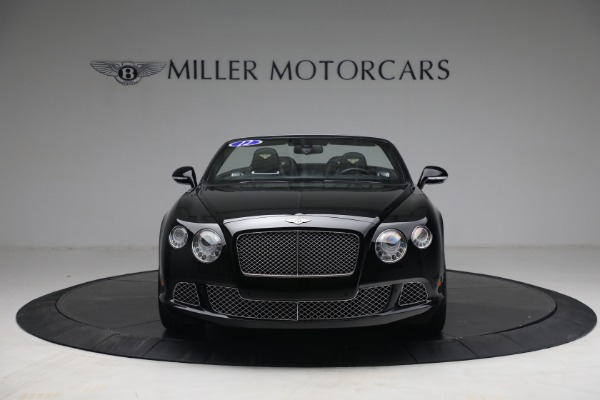 Used 2012 Bentley Continental GTC GT for sale $119,900 at Alfa Romeo of Greenwich in Greenwich CT 06830 23