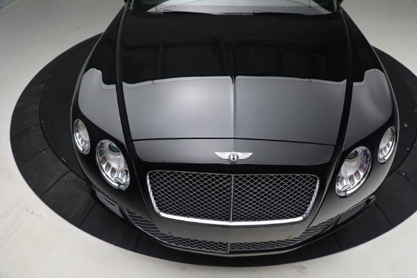 Used 2012 Bentley Continental GTC GT for sale $119,900 at Alfa Romeo of Greenwich in Greenwich CT 06830 24
