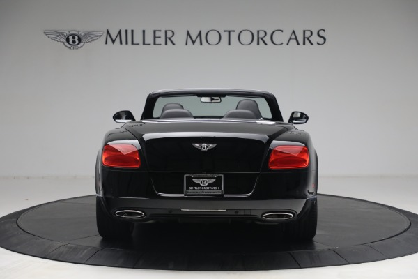 Used 2012 Bentley Continental GTC GT for sale $119,900 at Alfa Romeo of Greenwich in Greenwich CT 06830 5