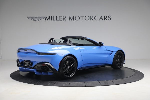 New 2021 Aston Martin Vantage Roadster for sale $186,386 at Alfa Romeo of Greenwich in Greenwich CT 06830 6