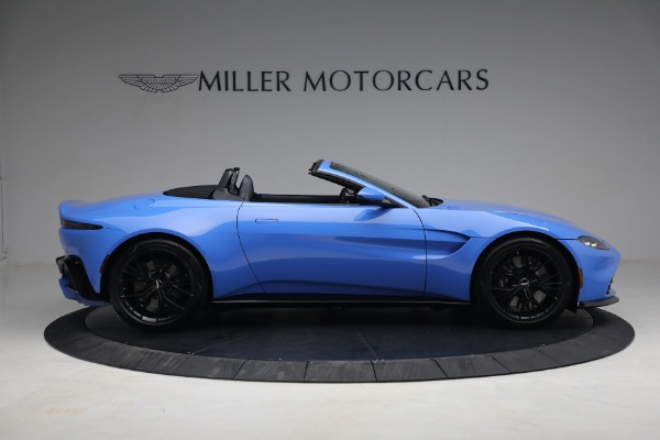 New 2021 Aston Martin Vantage Roadster for sale $186,386 at Alfa Romeo of Greenwich in Greenwich CT 06830 7
