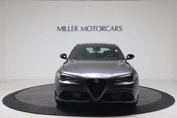 New 2022 Alfa Romeo Giulia Veloce for sale $52,845 at Alfa Romeo of Greenwich in Greenwich CT 06830 12