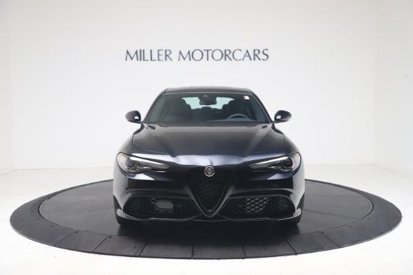 New 2022 Alfa Romeo Giulia Veloce for sale $52,045 at Alfa Romeo of Greenwich in Greenwich CT 06830 12