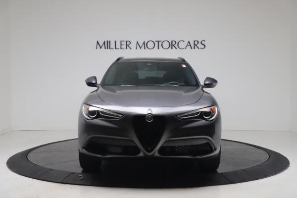 New 2022 Alfa Romeo Stelvio Sprint for sale $52,305 at Alfa Romeo of Greenwich in Greenwich CT 06830 12