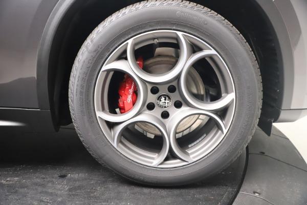 New 2022 Alfa Romeo Stelvio Sprint for sale $52,305 at Alfa Romeo of Greenwich in Greenwich CT 06830 23