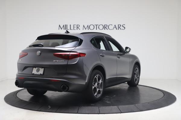 New 2022 Alfa Romeo Stelvio Sprint for sale $52,305 at Alfa Romeo of Greenwich in Greenwich CT 06830 7
