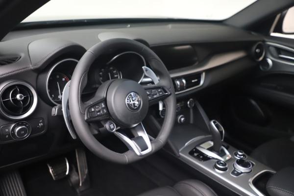 New 2022 Alfa Romeo Stelvio Veloce for sale Sold at Alfa Romeo of Greenwich in Greenwich CT 06830 13
