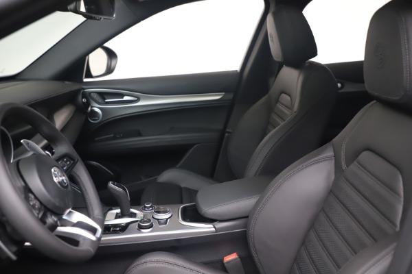 New 2022 Alfa Romeo Stelvio Veloce for sale Sold at Alfa Romeo of Greenwich in Greenwich CT 06830 14