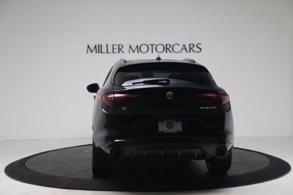 New 2022 Alfa Romeo Stelvio Veloce for sale Sold at Alfa Romeo of Greenwich in Greenwich CT 06830 6